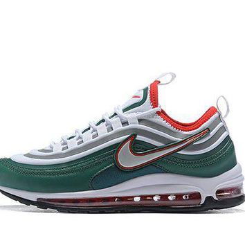 Nike Air MAX 97 Air Cushion Trending Men Stylish Sport Running Shoes Sneakers