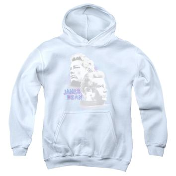 Dean - Pastel Charmer Youth Pull Over Hoodie