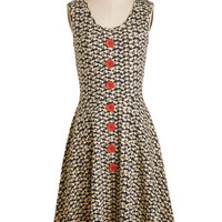Effie's Heart Critters Sleeveless A-line Wildwood if You Could Dress