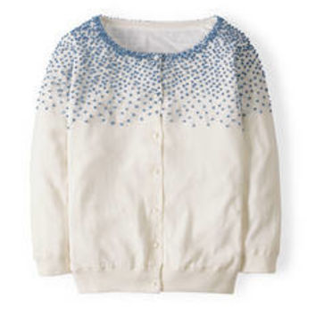 French Knot Cardi