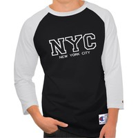 NYC new york city casual style graphic tee