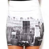 Motel Becka Skirt at AKIRA | Mini Skirt | shopAKIRA.com