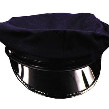 Police Hat Child Navy Props Costumes Accessories