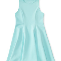 PS from Aero  Kids' Solid A-Line Dress
