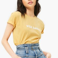 Wild Honey Graphic Tee