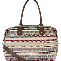 Dallas Weekender Bag | Multi | Accessorize