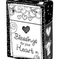 Blessings For Your Heart - Box Cards | Mardel