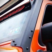 "JK Wrangler 50"" Light Bar Package w/ Mounts 