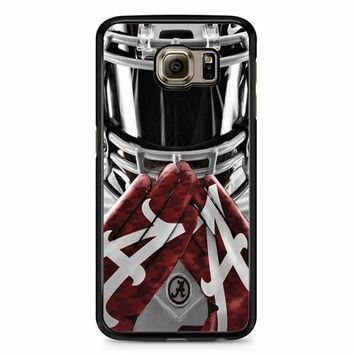 Alabama Crimson Tide Ncaa Football 5 Samsung Galaxy S6 Case