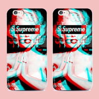 Supreme Fashion 'Queen Marilyn' iPhone Case