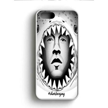 Macklemore And Ryan Lewis Shark Face Gang Fan Art iPhone 5 Case iPhone 5s Case iPhone 5c Case