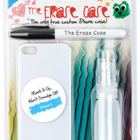 The Erase iPhone 5 Case