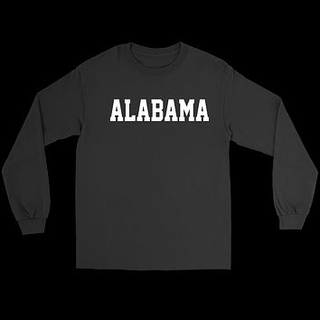 Alabama Long Sleeve Tee