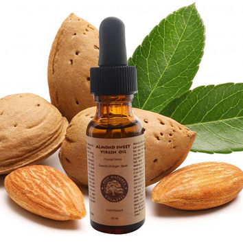Reduce dark circles and under eyes bags with Almond oil