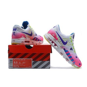 Nike Air Max Zero Essential QS Women Sport Shoes Sneakers