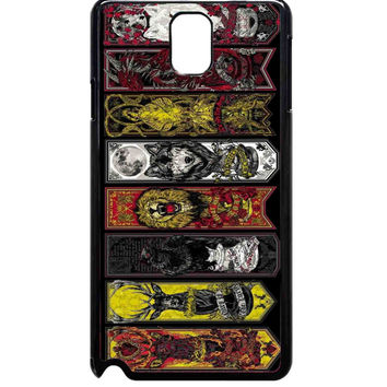Collage Game Of Thrones For Samsung Galaxy Note 3 Case ***