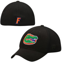 Florida Gators Top of the World Memory 1Fit Flex Hat – Black