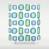 Adornment Shower Curtain by Social Proper