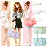 Original ♪ Ribbon charm 2way bag