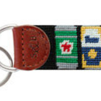 Smathers and Branson - Beer Can Key Fob