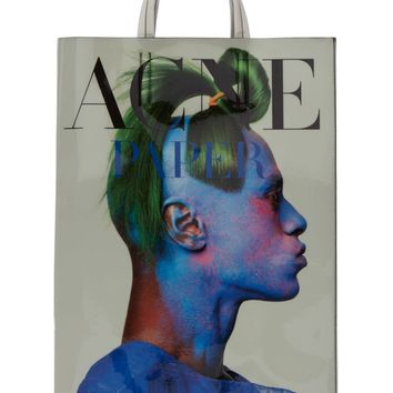 Cover Magazine Tote Bag by Acne Studios