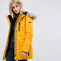 Esprit Down Parka Jacket at asos.com