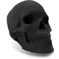 Fire Pit Skull Full-size Human Replica