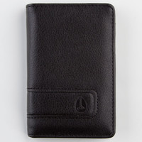 Nixon Showcard Wallet Black One Size For Men 22892710001