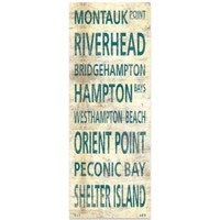 Suffolk Long Island Places Canvas Art