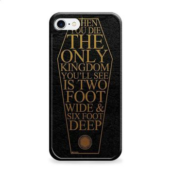 Bring Me The Horizon Coffin iPhone 6 | iPhone 6S case