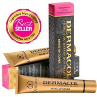 Dermacol Full Coverage Concealer Foundation