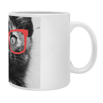 Allyson Johnson Sassy Kitten Coffee Mug