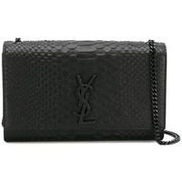 Saint Laurent Medium 'Kate Monogram' Shoulder Bag - Farfetch