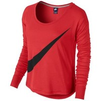 Nike Prep Long Sleeve T-Shirt - Women's