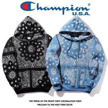 Couple Hoodies Alphabet Tops Jacket [17370873875]