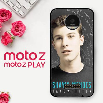 Shawn Mendes Something Big X0268  Motorola Moto Z Play Case