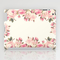 Roses iPad Case by Mercedes