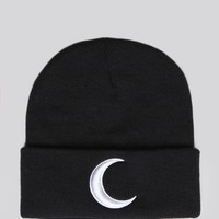 Moon Beanie - Hats+Hair - Accessories | GYPSY WARRIOR