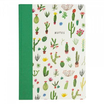 Cacti Notes A4 Quarterbound Notebook