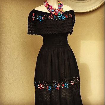 Mexican Campesina Dress