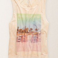 Aerie Women's Made In The Usa Graphic Tank