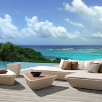 Outdoor Lounge Set - Higold Island