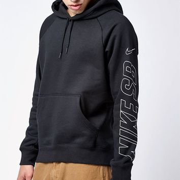 Nike SB Icon GFX Pullover Hoodie at PacSun.com