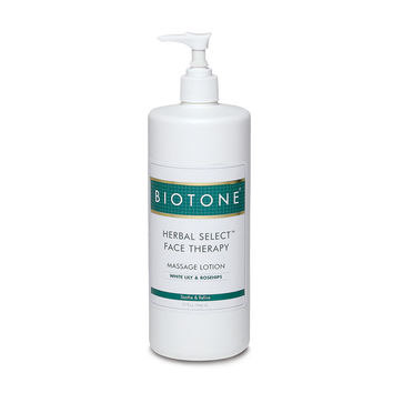 Herbal Select Face Therapy Massage Lotion | Biotone
