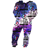 The Emo Quintuplet (Galaxy Onesuit)