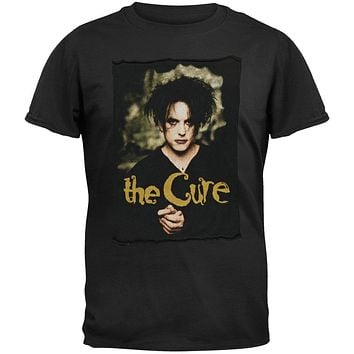 The Cure - Smith Patch T-Shirt