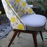 Amazing Vintage gone 2011 chairs by LiveEclectic on Etsy
