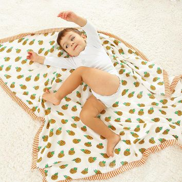 4 Layer Bamboo Brethable Muslin Blanket