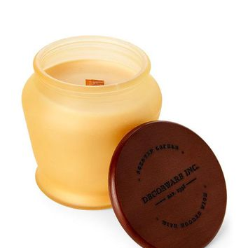 DW Home Decoware Wild Honey Blossom Scented Candle