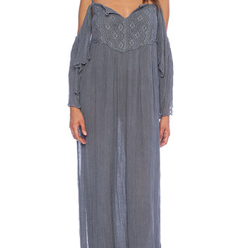 Jen's Pirate Booty Royal Petunia Maxi in Slate